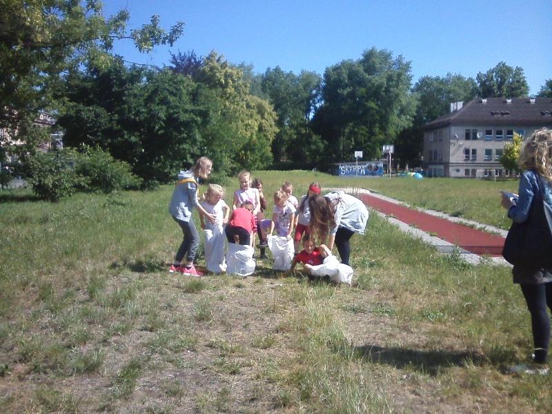 Festyn sportowy dla przedszkolaków 2