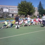 Festyn sportowy dla przedszkolaków 3