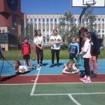 Festyn sportowy dla przedszkolaków 4