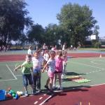 Festyn sportowy dla przedszkolaków 5