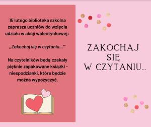 zakochaj się w czytaniu