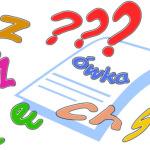 Konkurs ortograficzny dla klas drugich